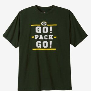 NWT Green Bay Packers NFL® SAFETY BLITZ TEE XLT